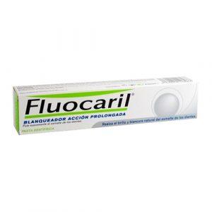 blanqueador dental fluocaril